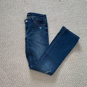 Express jeans size 6R